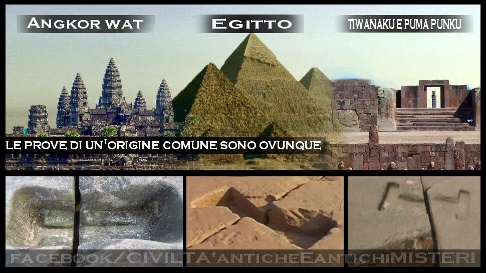 un esempio di come le antiche civiltà condividevano le stesse tecniche costruttive