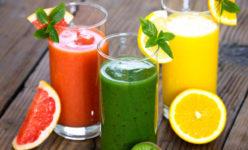 centrifugati frutta verdura