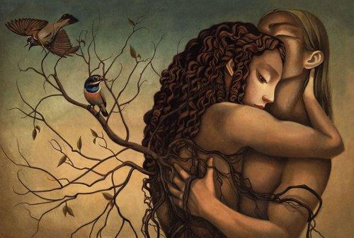 Un gioUn giorno un abbraccio guarirà tutte le feriterno un abbraccio guarirà tutte le ferite