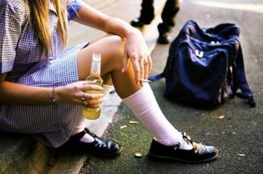 Minorenni e alcol
