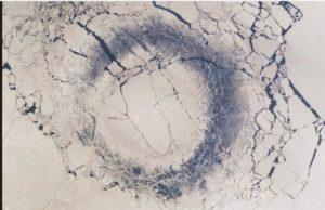 I Cerchi nel Ghiaccio sul Lago Baikal - 1
