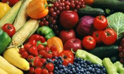 frutta verdura persone ottimiste