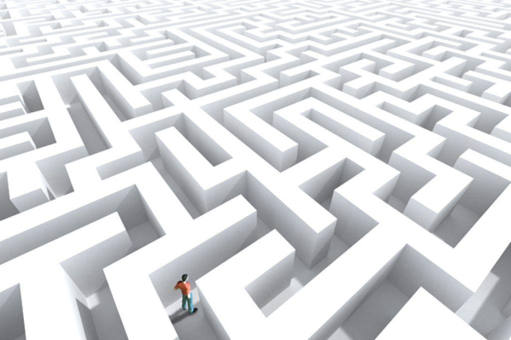Labirinto Complessità