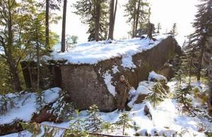 Megaliti di Gornaya Shoria