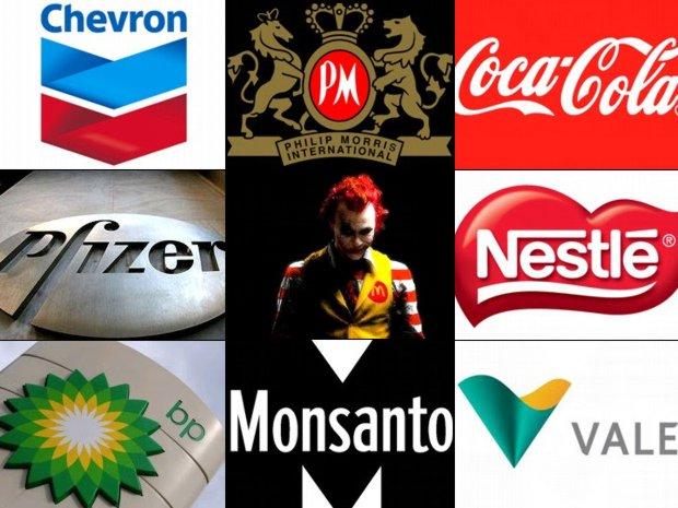 Le multinazionali più pericolose