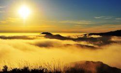 sun hills fog marin headlands