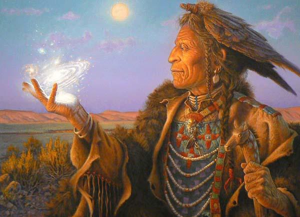 Saggezza Indiani d'America