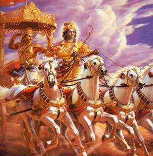 Baghavad Gita battle