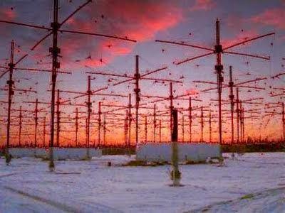 Haarp Antenne in Alaska