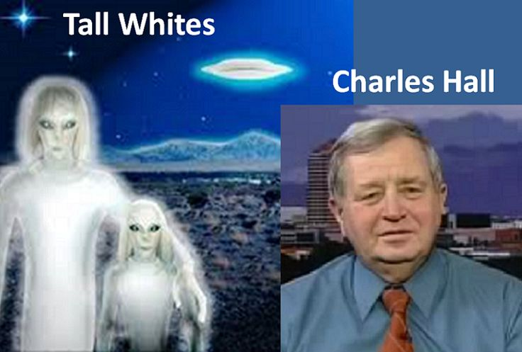 Charles Hall & Tall Whites