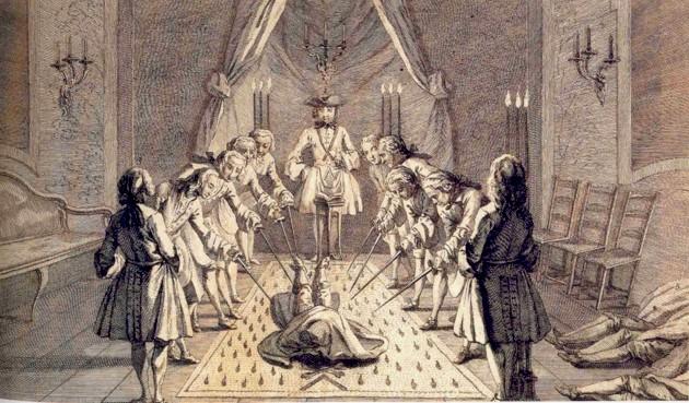 Massoneria e Società Segrete