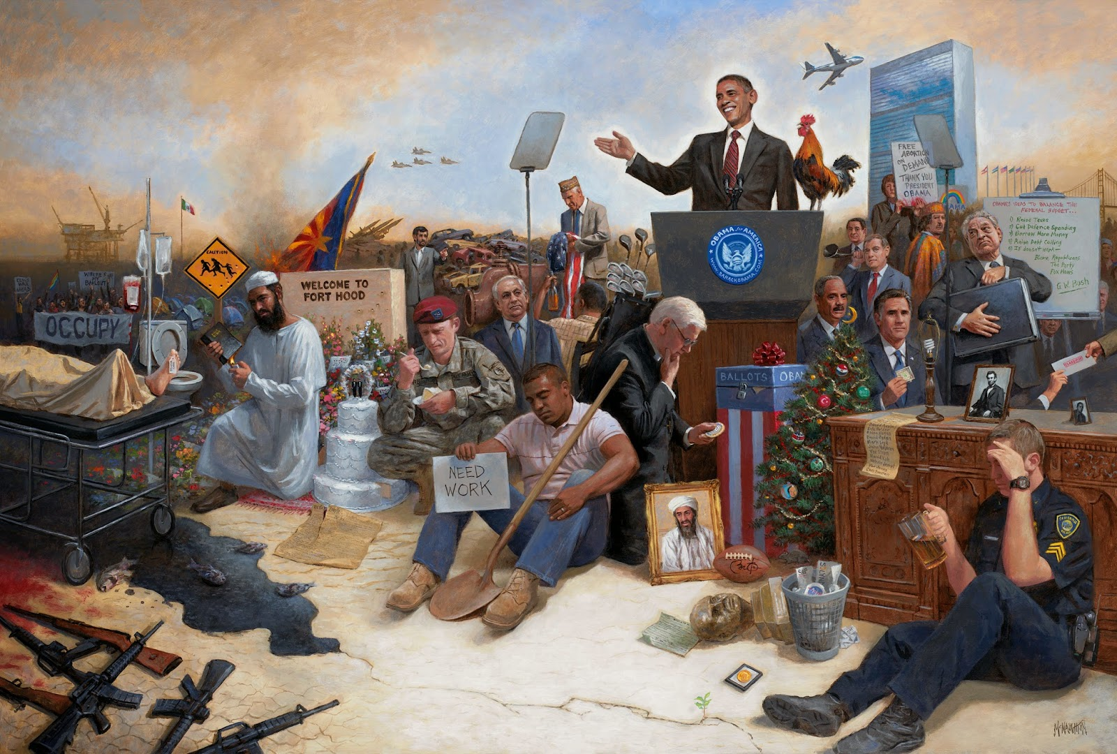 obama new world order