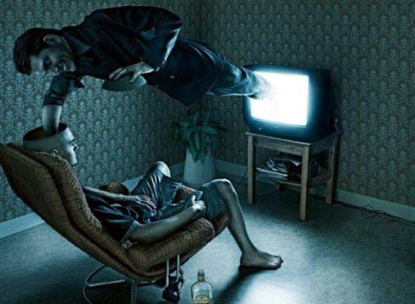 Controllo mentale via televisione