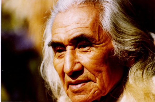 June 8,1972 Photo of Chief Dan George, Chief and actor