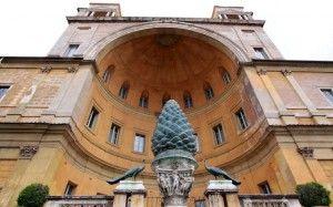 Cortile della Pigna - Vaticano