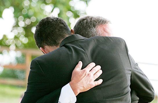 Perdono padre e figlio