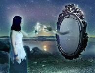 Cosa vedi allo specchio?