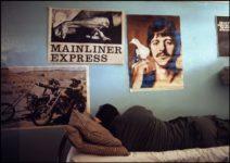 Vietnam, 1971. Un soldato statunitense in un centro di primo soccorso per le tossicodipendenze.