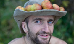 Mark Boyle Applehat