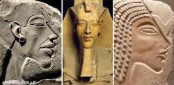 Profilo Akhenaton