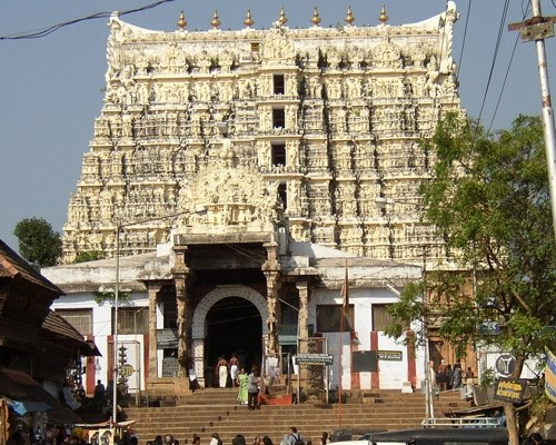 Il Tempio Sree Padmanabhaswamy
