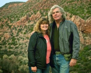 Jerry e Kathy Wills