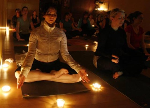 Meditazione, yoga