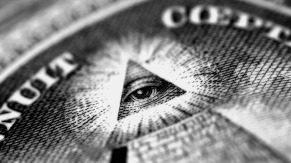 L'Occhio che tutto vede sul dollaro