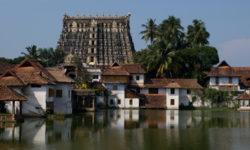 Il tempio Sri Padmanabhaswamy a Trivandrum