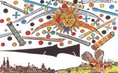 14 aprile 1561: il fenomeno celeste di Norimberga.