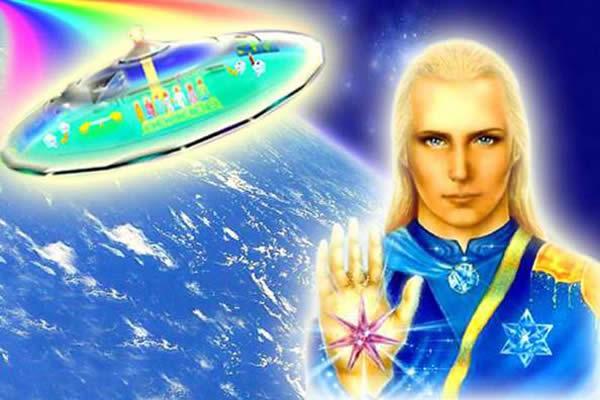 Federazione Galattica e comandante Ashtar Sheran