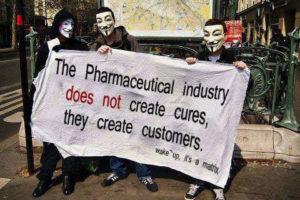 L'industria farmacutica non crea cure, ma clienti.