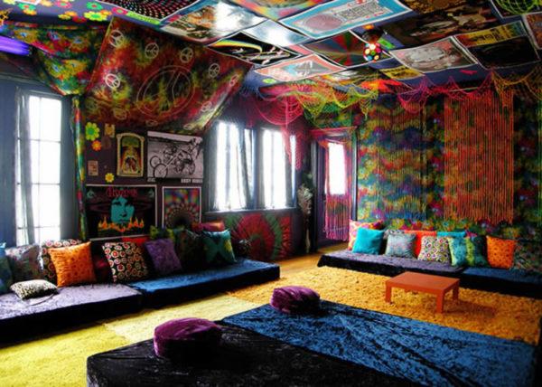 Colorare la casa