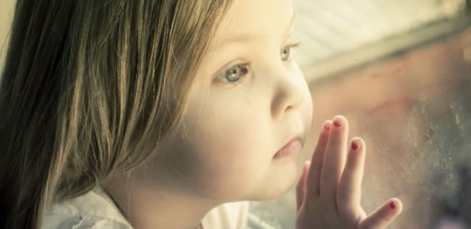 Bambini frustrati e avviliti