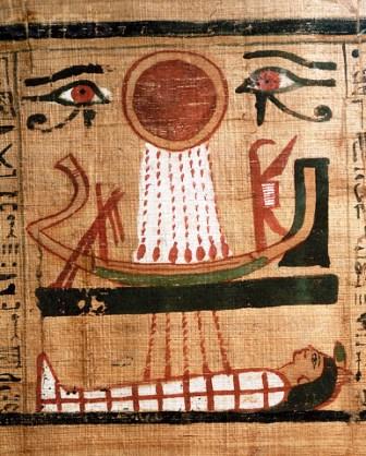 Tunnel di luce descritto in un antico papiro Egizio