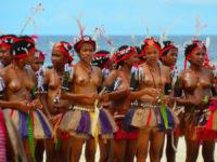 Aborigene delle Isole Trobriand