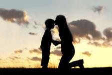 Rapporto madre bambino