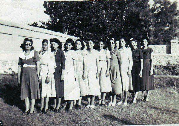 Donne afghane nel 1940