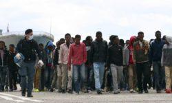 Africani sbarcano in Italia