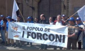 Protesta dei forconi in Sicilia