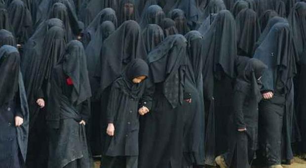isis burqa