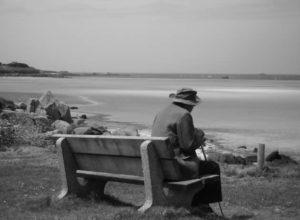 Solitudine degli anziani