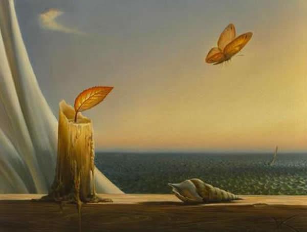 <b>Ogni punto di vista che hai conosciuto, è destinato ad essere superato.</b> Ogni persona che frequenti, giorno dopo giorno, ti appare in una nuova luce.Ogni fatto del mondo svela senza fine il suo mistero e tutte le letture del passato vengono superate, quando nei fatti vedi il volto delle coscienze che li generano.Puoi agevolare questo processo od ostacolarlo, abbandonarti alla corrente del fiume, o tentare di afferrarti alle sue rive.  Il cammino interiore della conoscenza-consapevolezza-comprensione questo produce: il conosciuto diviene estraneo, l'ignoto familiare.  Un senso di