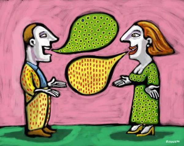 <b>La scelta delle parole, spesso ha un peso determinante nel modellare o persinocambiare il nostrodestino.</b> Le parole sono uno strumento importante per comunicare idee ed emozioni, nonché glistati d'animo che sentiamo in ogni momento della giornata. Molte volte gli stati d'animo possono farci felici, possono farci ridere oppure piangere, possono guarire o ferire... dipende da quale uso se ne fa. Le parole, qualora usatein modo maldestro o volutamente ostile, possono ferire profondamente. Al contrario, le parole giuste detteal momento giusto, ci rendonofelici e possono