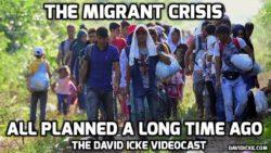 David Icke È da tempo che mi aspettavo questa crisi, perché è tutta parte dell'Agenda nascosta delle elites di potere.