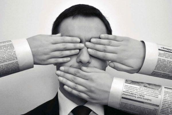 Restrizione libertà di stampa