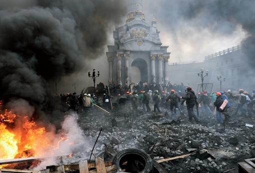 guerra sommosse kiev