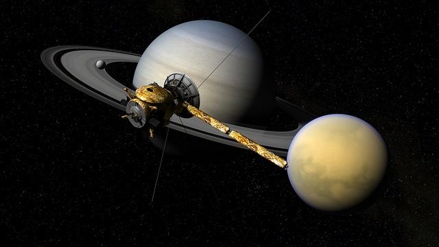 Nibiru - Sonda Cassini