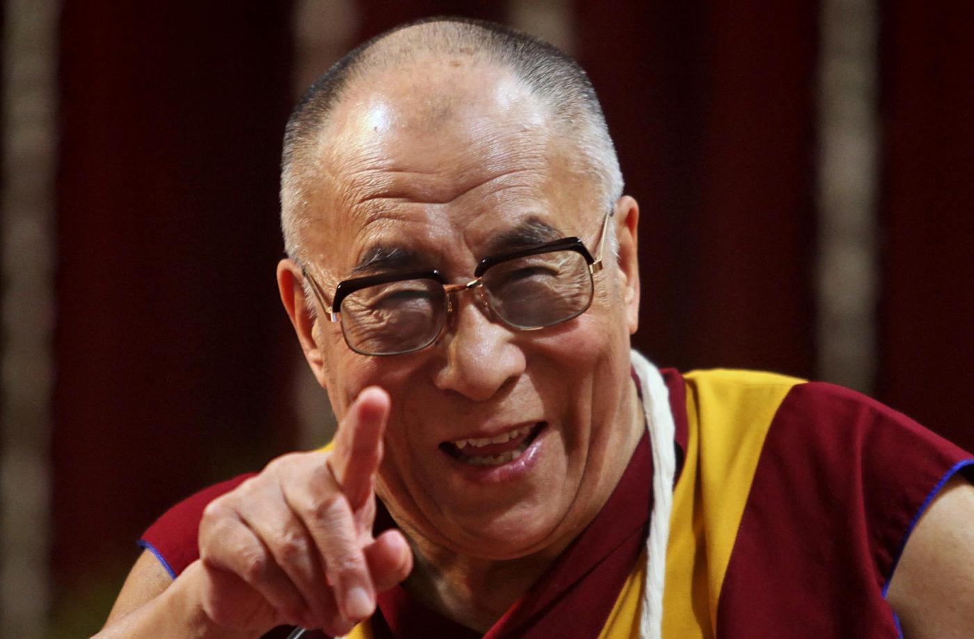 Tenzin Gyatso, il 14 ° Dalai Lama
