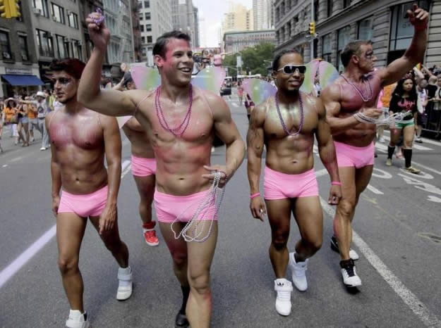 New York - Gay Pride del 2012
